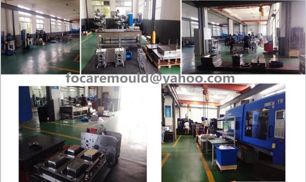 China fabricante de moldes de dos colores