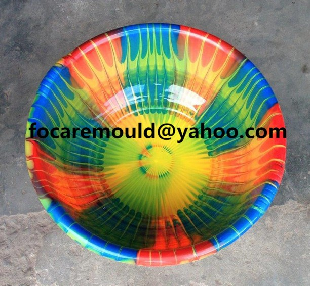 fabricante de moldes multi color China