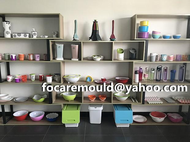 China fabricante de molde de 2k